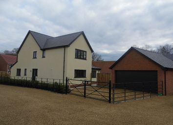 Thumbnail 4 bedroom detached house to rent in Melton Meadow, Great Ellingham
