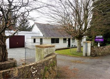 Thumbnail 4 bed detached house for sale in Penmynydd Road, Llangefni