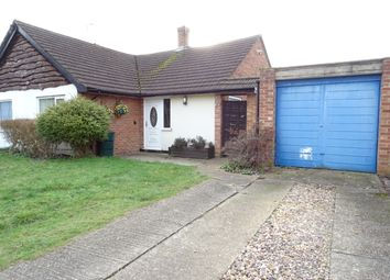 Thumbnail 2 bed semi-detached bungalow for sale in Pinewood Grove, New Haw