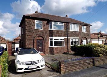 Thumbnail 3 bed semi-detached house for sale in Elm Grove, Paddington, Warrington, Cheshire