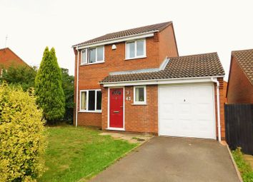 Thumbnail 3 bedroom detached house for sale in Castle Acre, Western Downs, Stafford