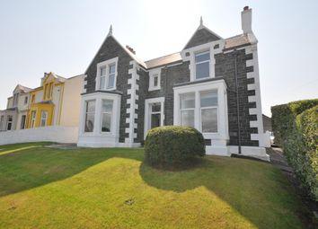 Thumbnail 4 bed detached house for sale in Edinburgh Road, Stranraer