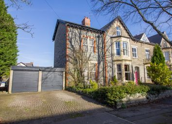 Thumbnail 2 bed flat for sale in Clive Place, Penarth