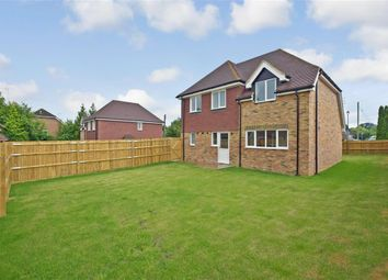 Thumbnail 4 bed detached house for sale in London Road, Ashington, West Sussex