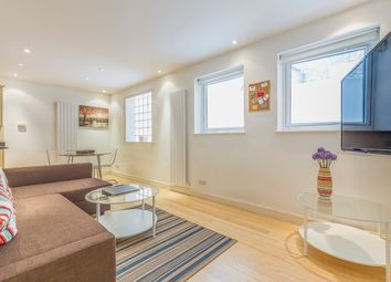 Thumbnail 1 bed flat to rent in Burrows Mews, London