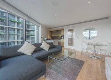 Thumbnail 1 bed flat for sale in Three Riverlight Quay, Nine Elms Lane, Vauxhall, London