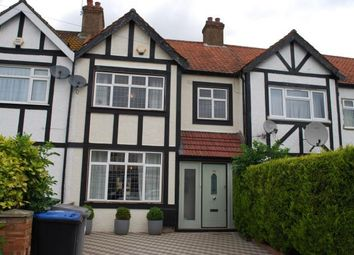 Thumbnail 3 bed terraced house for sale in Lewgars Avenue, Kingsbury, London, Uk