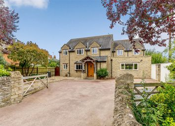 Thumbnail 5 bedroom detached house for sale in The Green, Roade, Northampton, Northamptonshire