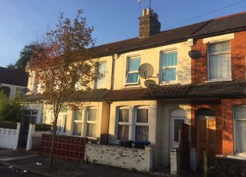 Thumbnail 2 bed terraced house for sale in St. Peters Avenue, Edmonton