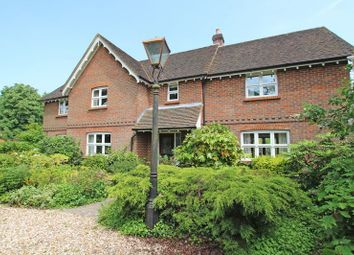 Thumbnail 4 bed detached house for sale in Abbotts Drove, West Wellow, Romsey