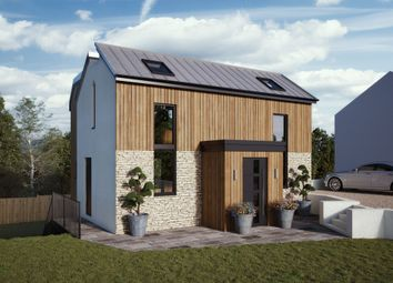 Thumbnail 4 bed detached house for sale in Lynbrook Lane, Entry Hill, Bath