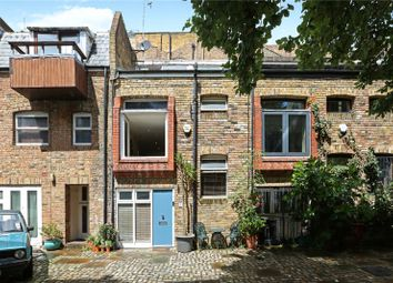 Thumbnail 3 bed mews house for sale in Eglon Mews, London
