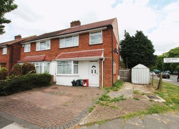 Thumbnail 3 bed semi-detached house to rent in Tithe Barn Way, Northolt