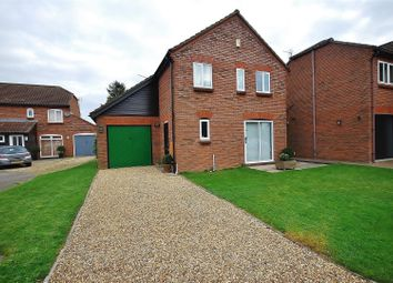 Thumbnail 3 bed detached house to rent in Cassons Close, Weston Hills, Spalding