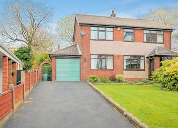 Thumbnail 4 bed detached house for sale in Greenmount Drive, Greenmount, Bury