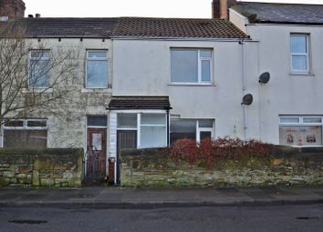 Thumbnail 2 bed terraced house for sale in Ridley Terrace, Cambois, Blyth
