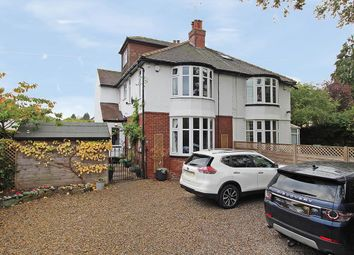 Thumbnail 4 bed semi-detached house for sale in Wetherby Road, Harrogate