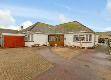 Thumbnail 6 bed detached bungalow for sale in South Coast Road, Telscombe Cliffs, Peacehaven, East Sussex