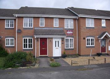 Thumbnail 2 bed terraced house to rent in Quail Ridge, Ford, Shrewsbury