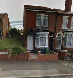Thumbnail 3 bed semi-detached house to rent in Station Road, Cradley Heath