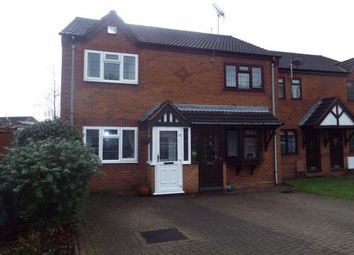 Thumbnail 2 bedroom end terrace house for sale in Imperial Rise, Coleshill, Warwickshire, West Midlands