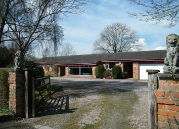 4 bed bungalow for sale in Whatcroft Hall Lane, Northwich, Cheshire CW9
