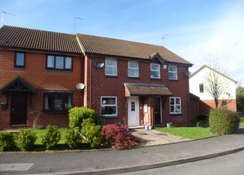 Thumbnail 2 bed terraced house for sale in Hill Wood Close, Lyppard Hanford, Worcester