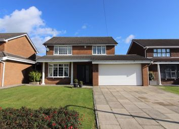 Thumbnail 4 bed detached house for sale in Rudgwick Drive, Bury