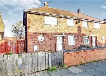 3 bed semi-detached house for sale in Weardale Avenue, Blyth NE24