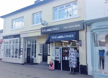 Thumbnail Retail premises for sale in 5-7 High Street, Newmarket