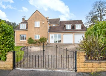 Thumbnail 4 bed detached house for sale in Whitefield Close, Batheaston, Bath