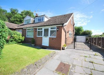 Thumbnail 3 bedroom semi-detached bungalow for sale in Endsley Avenue, Walkden, Manchester