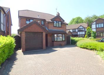 Thumbnail 4 bed detached house for sale in Newbury Close, Huyton, Liverpool