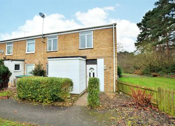 Thumbnail 3 bed end terrace house to rent in Ringwood, Bracknell, Berkshire