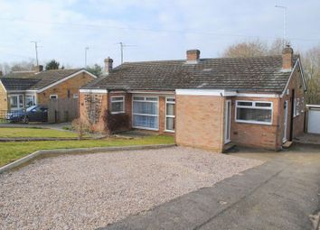 Thumbnail 3 bed bungalow for sale in Meadow View, Higham Ferrers, Rushden