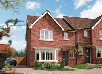 "Thumbnail 3 bed property for sale in ""The Horton"" at Greenfields Mews, Chester Road, Malpas"