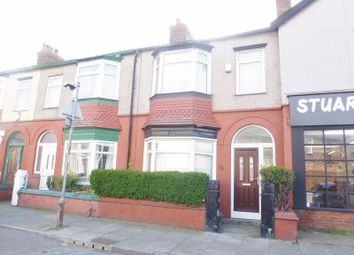 Thumbnail 3 bed terraced house to rent in Stuart Road, Waterloo, Liverpool