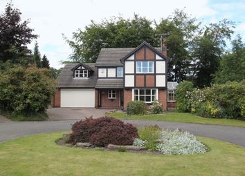 Thumbnail 4 bed detached house for sale in Pembroke Drive, Newcastle-Under-Lyme