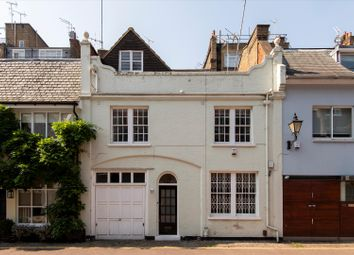 Clabon Mews, Knightsbridge, London SW1X. 3 bed mews house