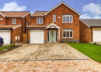 Thumbnail 4 bed detached house for sale in Canberra View, Barton-Upon-Humber, North Lincolnshire