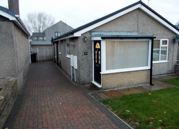 Thumbnail 2 bed bungalow to rent in Bigland Drive, Ulverston