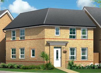 "Thumbnail 3 bedroom semi-detached house for sale in ""Faringdon"" at Arnold Drive, Corby"