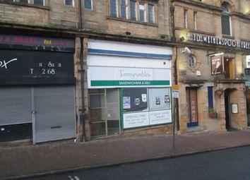 Thumbnail Retail premises to let in Morley Street, Bradford