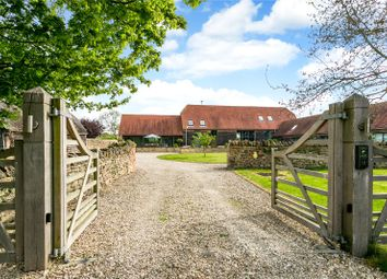 Thumbnail 5 bed barn conversion for sale in The Green, Lyford, Oxfordshire