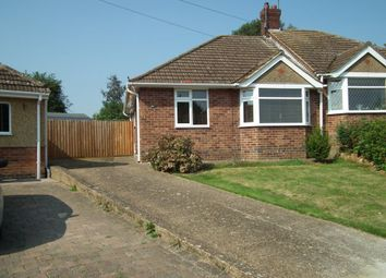 Thumbnail 2 bed bungalow to rent in Burford Avenue, Abington, Northampton