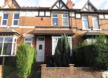 Thumbnail 3 bed terraced house to rent in Gravelly Lane, Erdington, Birmingham