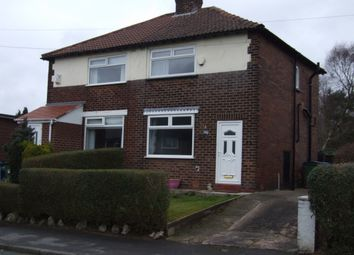 Thumbnail 2 bed semi-detached house to rent in Kingsway, Bredbury