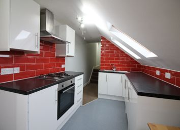 Thumbnail 1 bed flat to rent in Monthermer Road, Roath, Cardiff