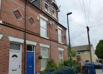 Thumbnail 4 bed end terrace house for sale in Lamartine Street, Nottingham