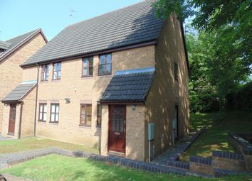 Thumbnail 1 bed flat to rent in Gander Close, Corby, Weldon, Northamptonshire